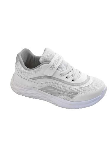 Kaptan Junior Spor Ayakkabı Beyaz